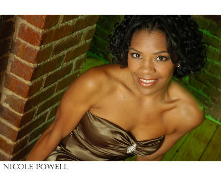Nicole Powell actress