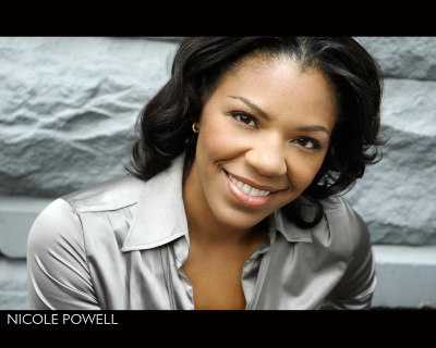 Nicole Powell actress Headshot