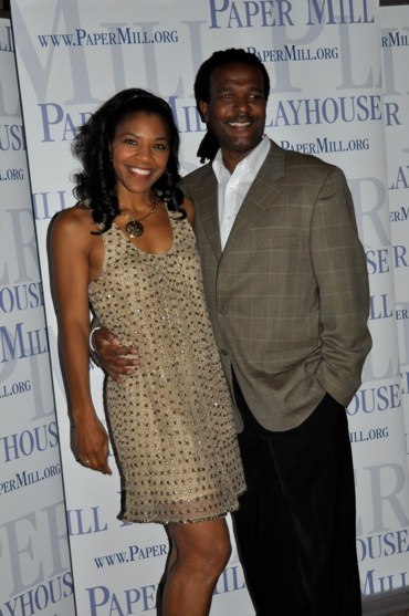 Nicole Powell actress and Ron Pacaud
